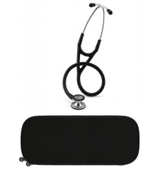 Stetoskop 3M Littmann Cardiology IV MIRROR FINISH - BLACK z dedykowanym etui