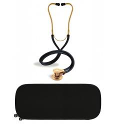 Stetoskop Rappaport CK-649 GOLD EDITION Majestic Series w pakiecie z dedykoanym etui