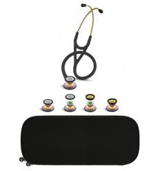 Stetoskop Kardiologiczny SPIRIT CK-SS747PF/R Rainbow Edition z dedykowanym etui
