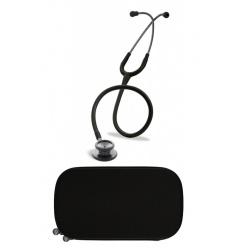 Stetoskop Internistyczny SPIRIT CK-S601PF SMOKE EDITION w pakiecie wraz z dedykowanym etui do stetoskopu