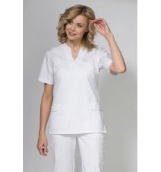 Bluza medyczna damska BL 51.1-0.0 rękaw krótki