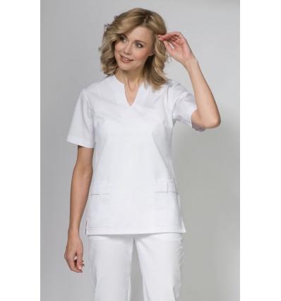 Bluza medyczna damska BL 51.1-0.0 rękaw krótki (odzież medyczna)
