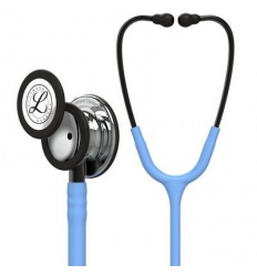 Stetoskop Littmann Classic III jasnoniebieski MIRROR FINISH (smoke STEM)