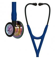 Stetoskop Littmann Cardiology IV RAINBOW FINISH HIGH POLISH granatowy