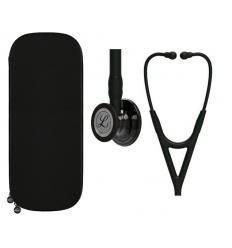 Stetoskop Littmann Cardiology IV SMOKE FINISH HIGH POLISH czarny z dedykowanym etui