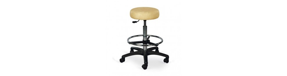 Krzesła i taborety lekarskie